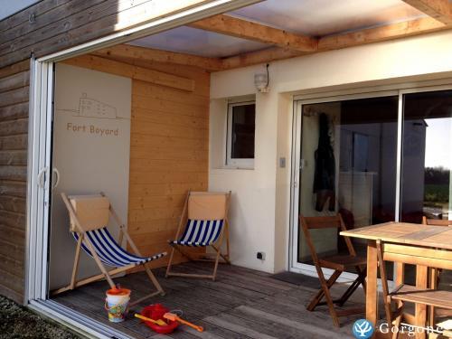 Location la rochelle appart 4 5 pers aytr sud la rochelle tt confort calme rdc v randa - Location studio meuble la rochelle ...