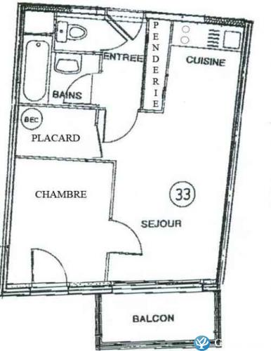 Appartement La Rochelle Location